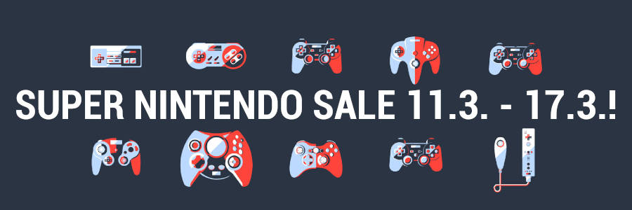 snes sale week