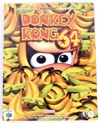 Donkey Kong 64 Strategy Guide