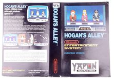 Hogan's Alley (Orginal YAPON Rental Cover Paper)