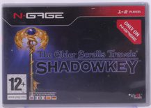 N-Gage The Elder Scrolls Travels Shadowkey