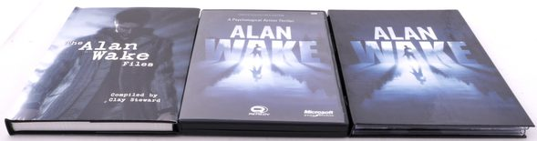 Alan Wake (Limited Collector's Edition) - Xbox 360