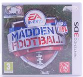 Madden NFL Football - Nintendo 3DS
