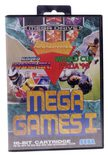 Mega Games 1 (Columns / Super Hang-On / World Cup Italia '90) - Mega Drive
