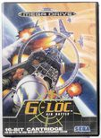 G-LOC: Air Battle - Mega Drive
