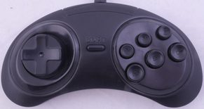3rd Party Controller For Mega Drive