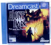 Alone in the Dark: The New Nightmare - Dreamcast