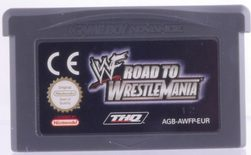 WWF Road To WrestleMania - GBA