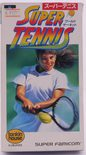 Super Tennis - World Circuit (Super Famicom) - SNES