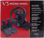 V3 Racing Wheel For Nintendo 64 And Sony Playstation