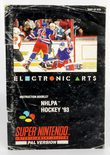 NHLPA Hockey '93 (Manual)