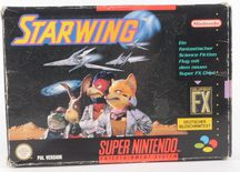 Starwing (German Version) - SNES