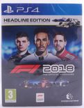 F1 2018 (Headline Edition) - PS4
