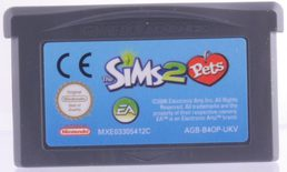 The Sims 2: Pets - GBA