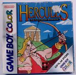 Hercules The Legendary Journeys - GBC