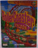 RollerCoaster Tycoon (PC-CD)