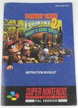 Donkey Kong Country 2: Diddy Kong's Quest (Manual)