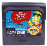 The Simpsons: Bart vs. the Space Mutants - Game Gear
