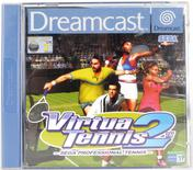 Virtua Tennis 2 - Dreamcast
