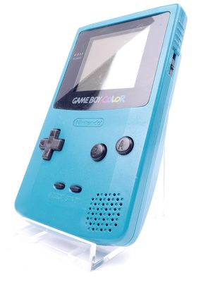 Game Boy Color Console (Turquoise)