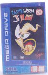 EarthWorm Jim (Rental) - Mega Drive