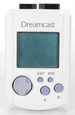 Dreamcast VMU (Visual Memory Unit)