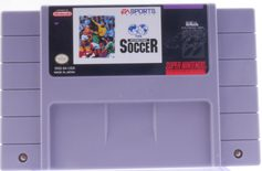 FIfa International Soccer - SNES