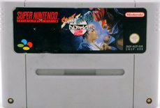 Street Fighter Alpha 2 - SNES