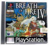 Breath Of Fire IV - PS1