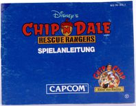 Chip & Dale: Rescue Rangers (Manual)