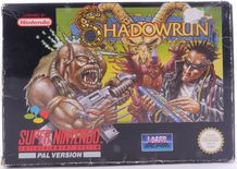 Shadowrun - SNES