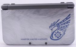 New Nintendo 3DS XL  Console Monster Hunter 4 Ultimate Edition