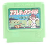 Family Trainer / Athletic World (Famicom) - NES