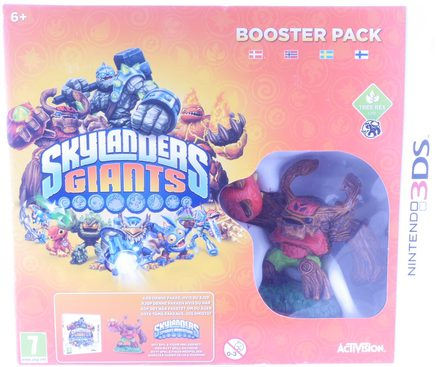 Skylander Giants Booster Pack