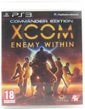 XCOM: Enemy Within (Commander Edition) - PS3