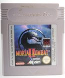 Mortal Kombat II - GB