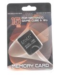 Eaxus 16MB Memory Card For Gamecube And Wii