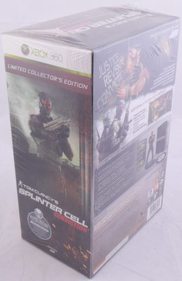 Splinter Cell: Conviction (Limited Collector's Edition) - Xbox 360