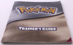 Pokemon Trainer's Guide Gold / Silver (Manual)