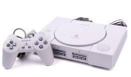 Playstation 1 Console (PS1) With Original Controller