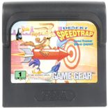 Desert Speedtrap - Game Gear