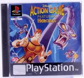 Disney's Action Game Featuring Hercules - PS1