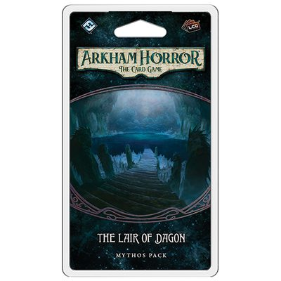 Arkham Horror LCG: The Lair of Dagon Mythos Pack (PREORDER)