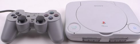 Playstation 1 Console (PSone)