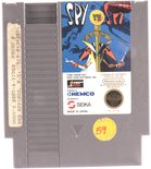 Spy vs. Spy - NES