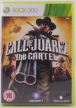 Call Of Juarez The Cartel - Xbox 360