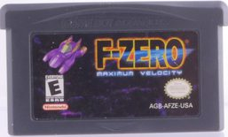 F-Zero: Maximum Velocity - GBA