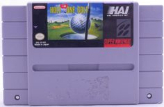 Hole In One Golf - SNES