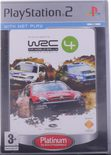 WRC 4: FIA World Rally Championship (Platinum) - PS2