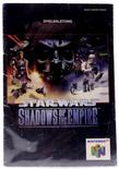 Star Wars Shadows of the Empire (Manual)