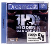 Hidden & Dangerous - Dreamcast